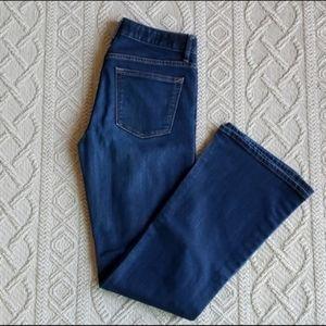 Gap EUC Perfect Boot Jeans Size 28